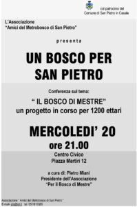 METROB.3° CONF.manifesto